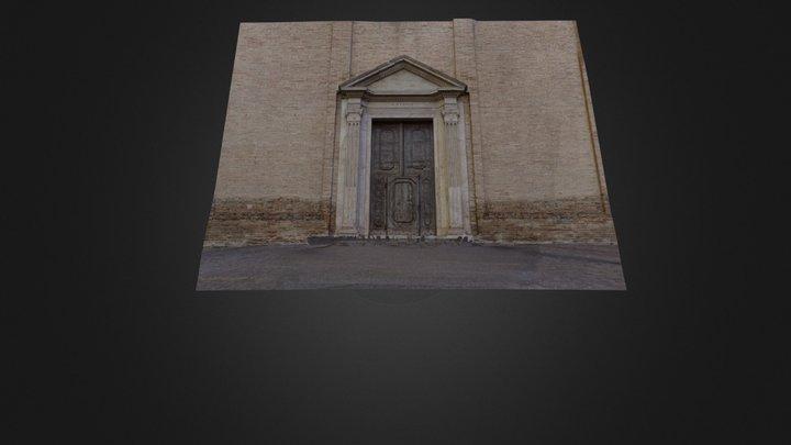 Portone - Parrocchia Maria Ss. Assunta 3D Model