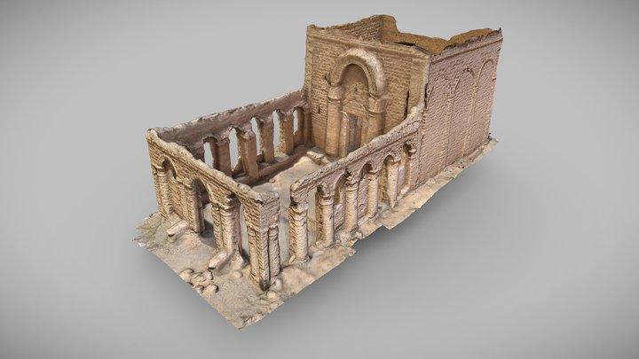 ELBagawat,South Egypt 3D Model