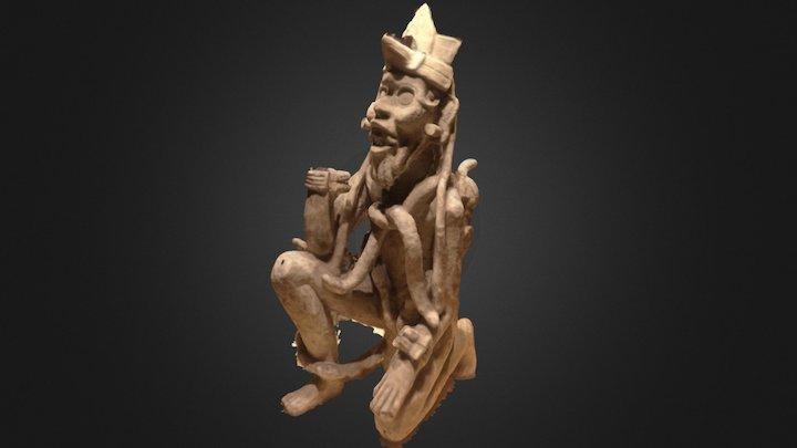 El Creador 3D Model