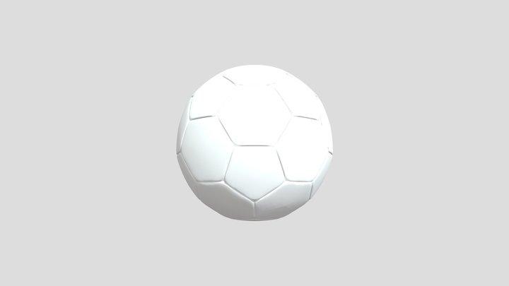 Gary Fixter Soccer Coach 3D Model