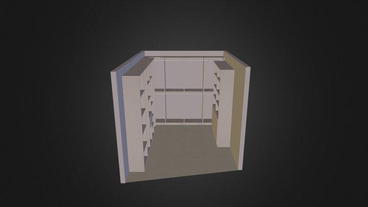 myCloset 3D Model