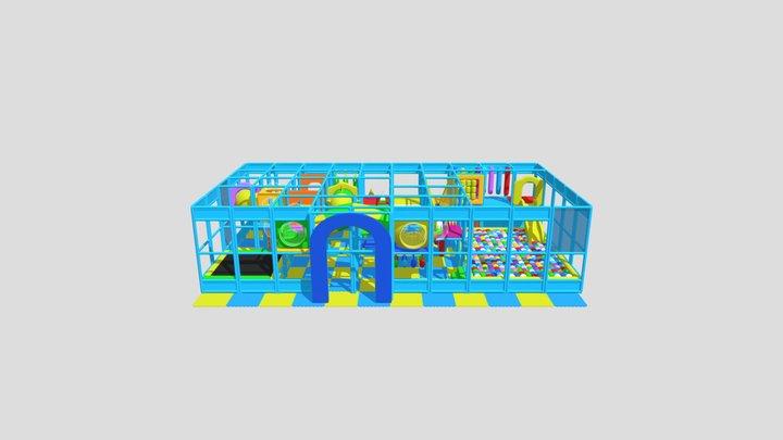 Upupa 3D Model
