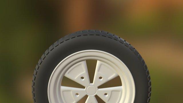Tire Final 3D Model