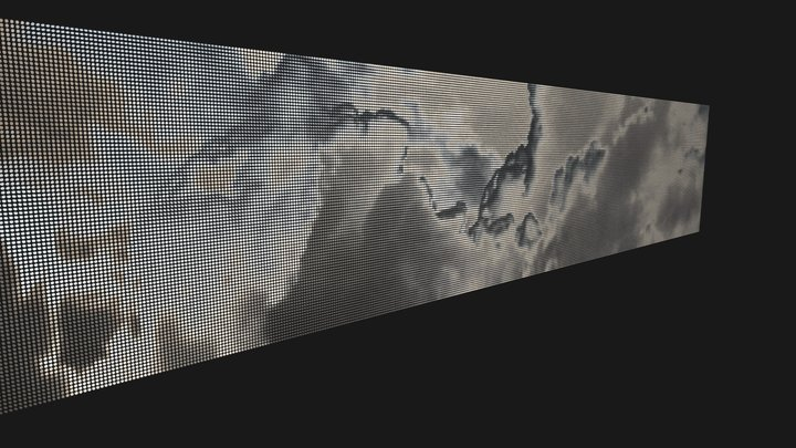 Ombrae Clouds 3D Model
