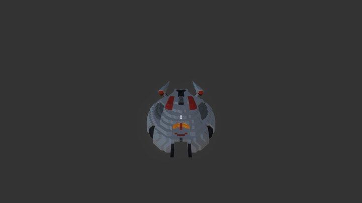 SSI- Maryborough 09 3D Model
