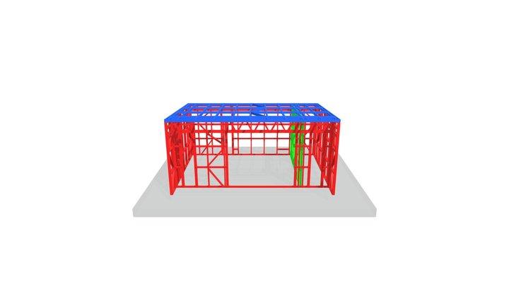 Frame Kit #48 3D Model
