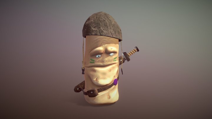 SIR.THUMB 3D Model