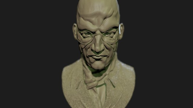 El Ferno 3D Model