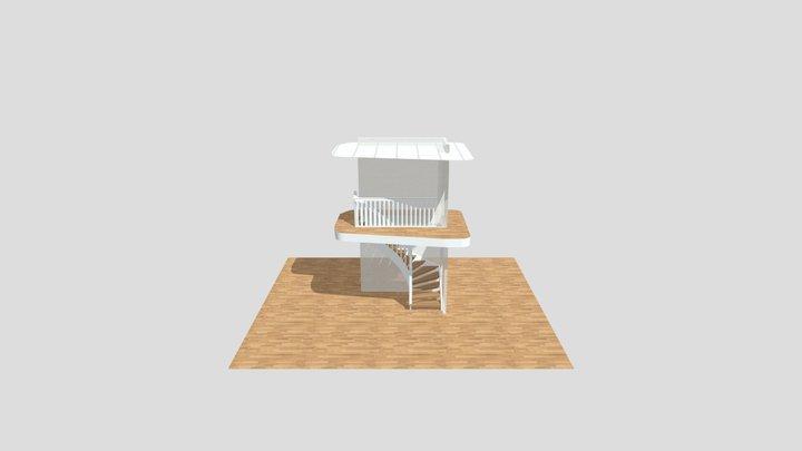 Knut Arlid Thon 3D Model