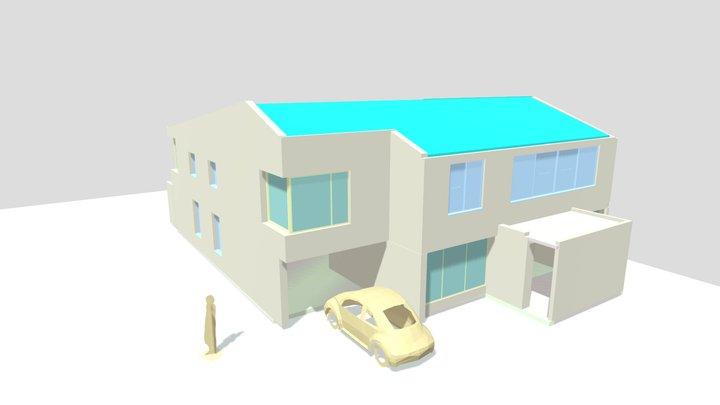 Casa Niza 3D Model