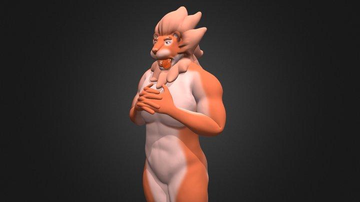 Mansedj 3D Model
