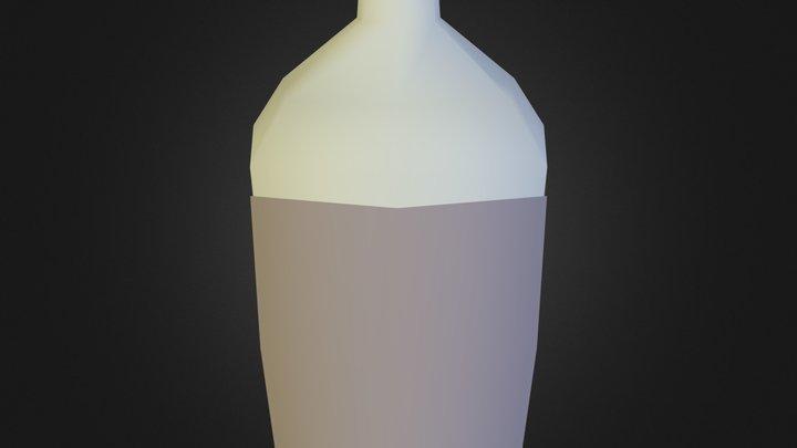 MilkJug 3D Model