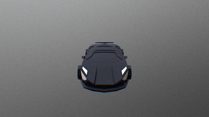 Future Cruiser 3D Model