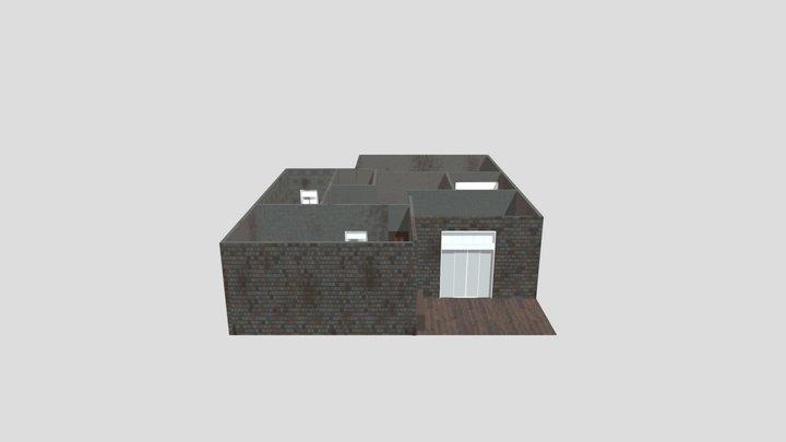 白色相簿 3D Model