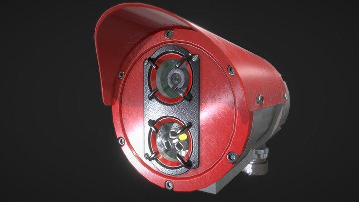 ИП328/330 (УИД-01) 3D Model