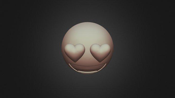 S Heart Dec 00 3D Model