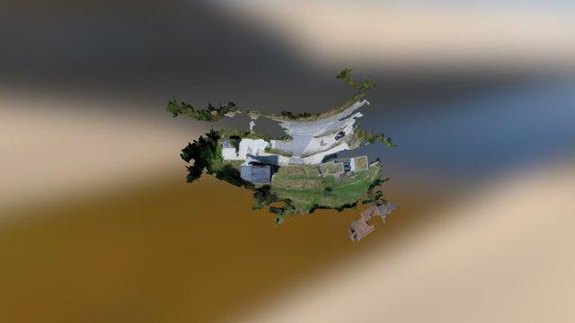 Landscape Test 2 3D Model