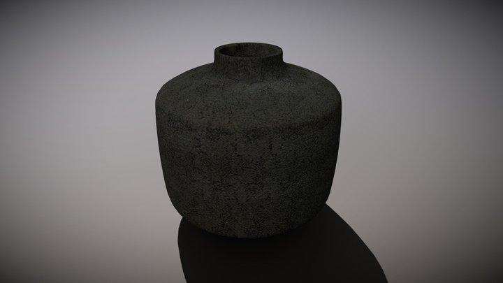 MudMud Tribal Art Component 2 3D Model