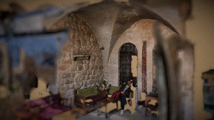 Leylan Cafe 3D Model