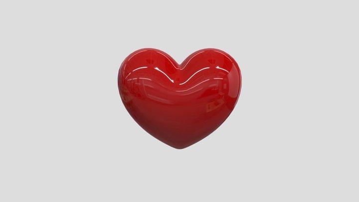 PUMPING HEART MODEL 3D Model