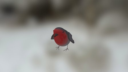 Redcoat Robin Download 3D Model