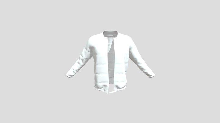 Jaket US 3D Model