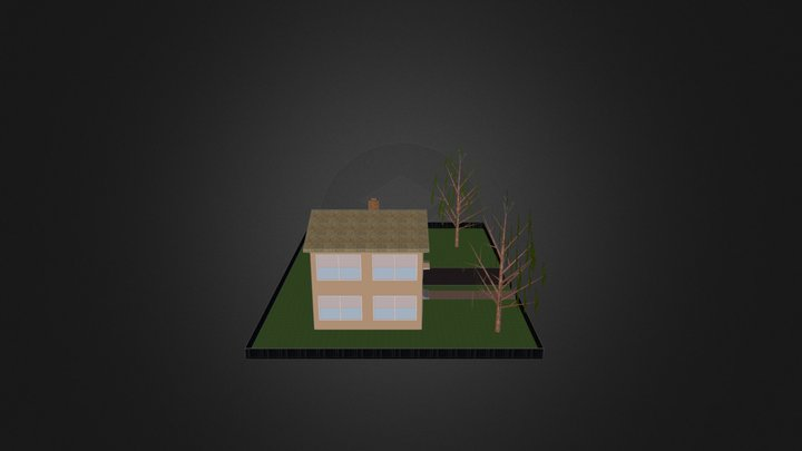 Rodion House 3D Model