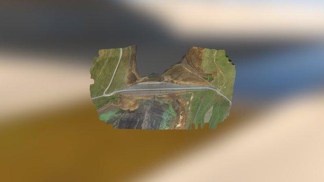 Spring Grove Causeway 3D Model