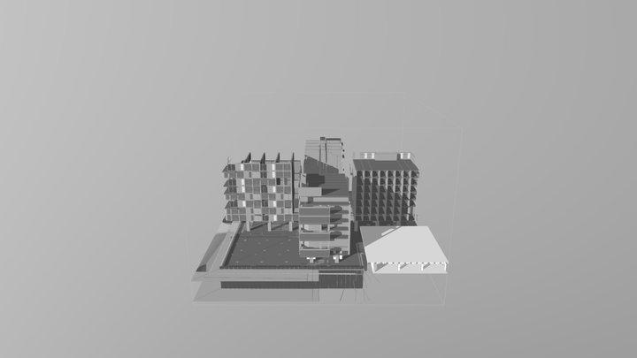 Modelo Vr 3D Model