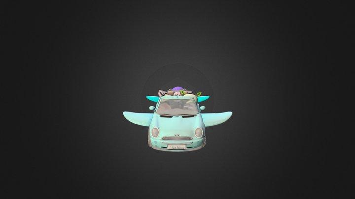 Nini-sky 3D Model