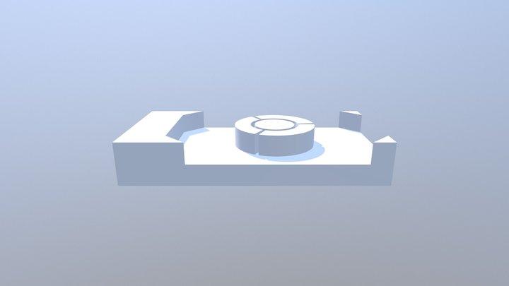 Passung Teil 1 3D Model