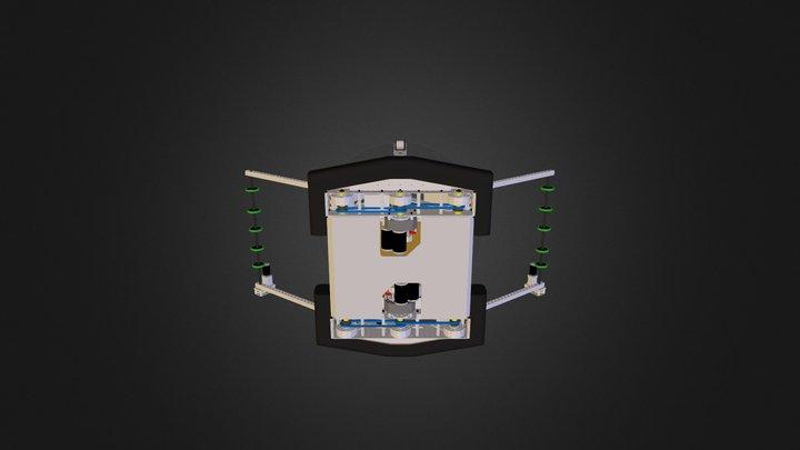 Windham Windup 3467: 2014 Robot Wingman 3D Model