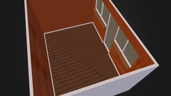 Wood Fl 3D Model
