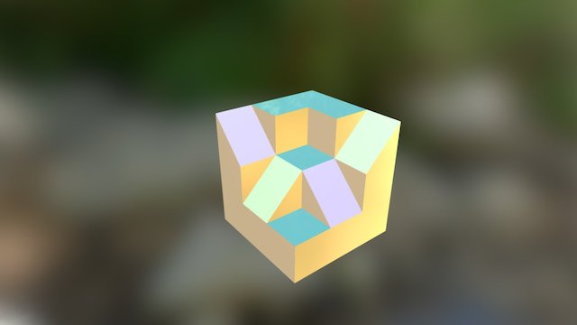 Pieza 01 3D Model