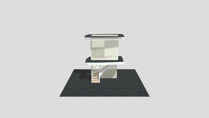 7031 3D Model