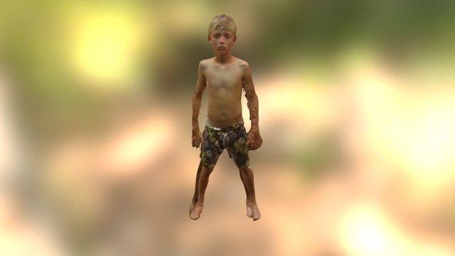 Persontest 3D Model