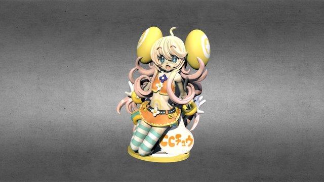 CC-Chu 3D Model
