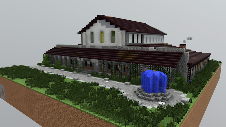 Temple of Putrexia 3D Model