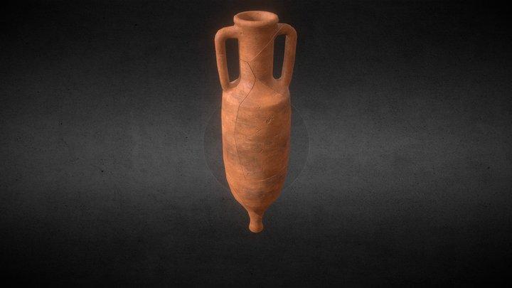 Roman Amphoras parts 3D Model