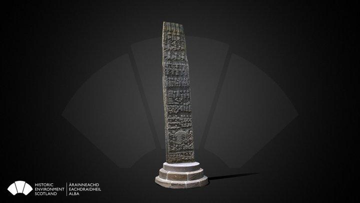 Sueno's Stone 3D Model