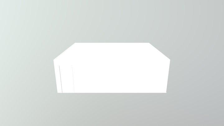 Apartment 502 - Unity scene 3D Model