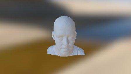 Andreas Lönnmo 3D Model