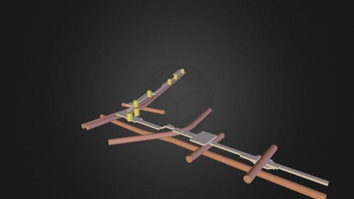 Hibiya, Tokyo 3D Model