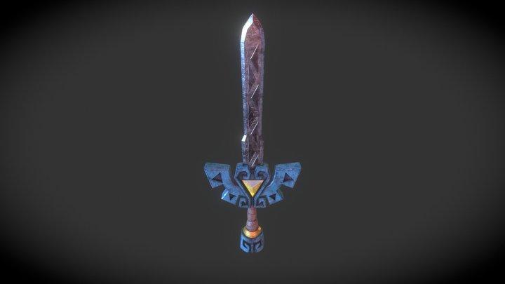 Lokomo sword 3D Model