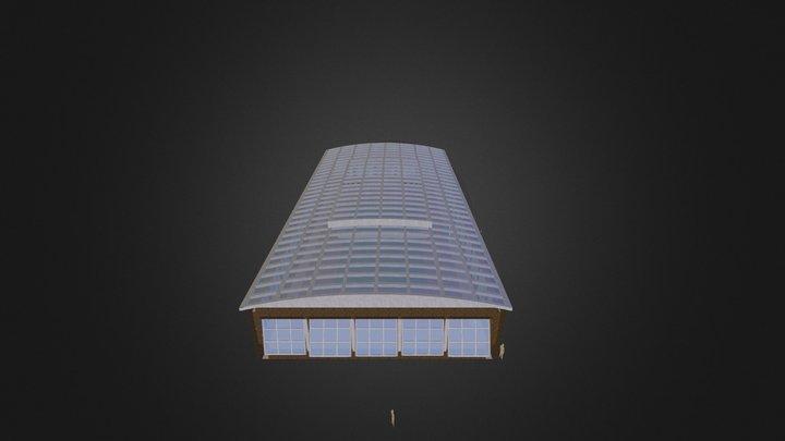 in progress 3D Model