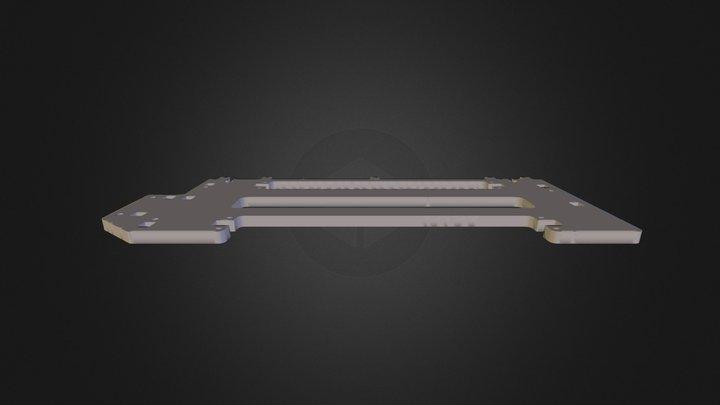 Part 1100 3D Model