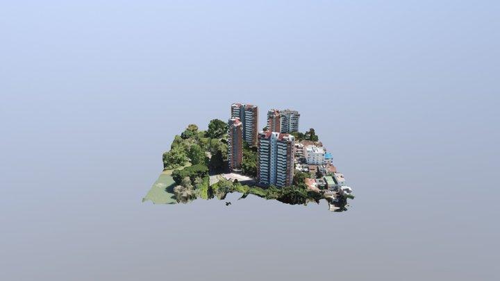 BALCONES DEL CAMPESTRE 3D Model