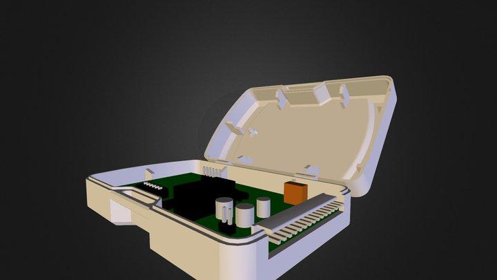GL_C1B 3D Model
