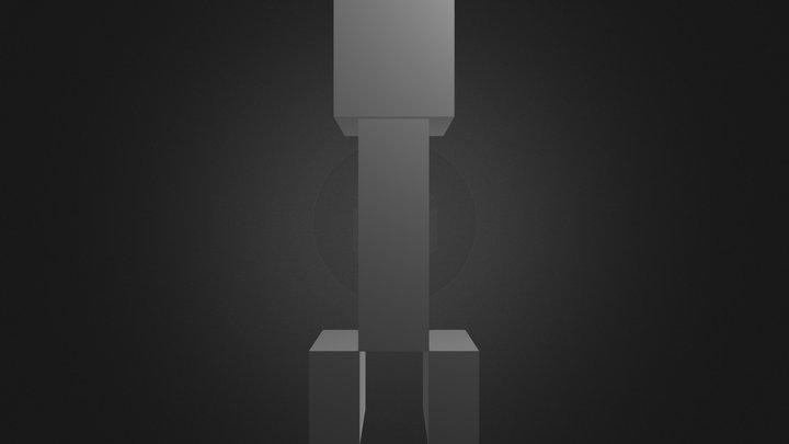 creeper.blend 3D Model