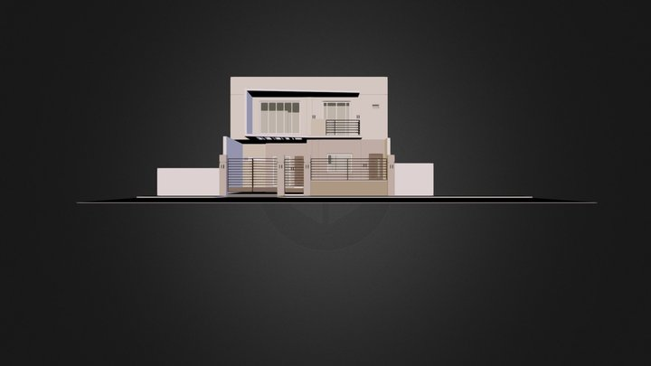 larzabal residence 3D Model